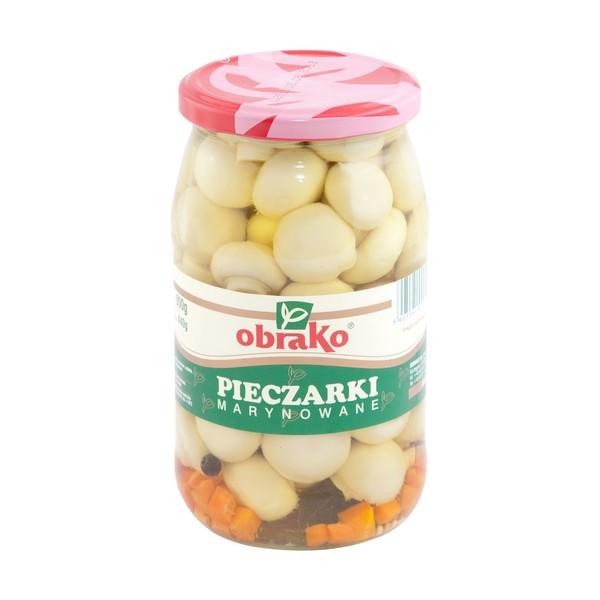 Champignons jars